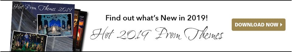 Hot 2019 Prom Themes Downloadable Resource