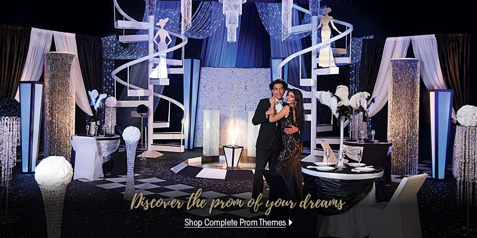 Prom Decoration Catalogs