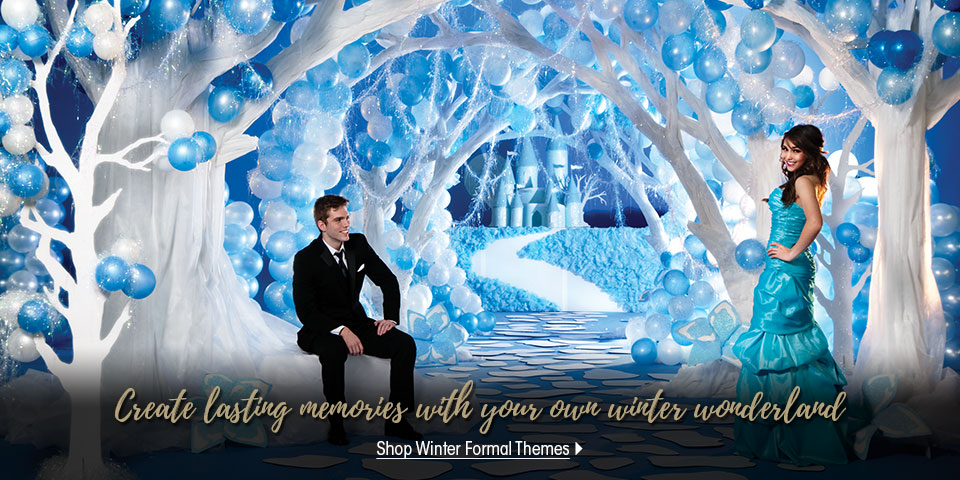 Create lasting memories with your own winter wonderland