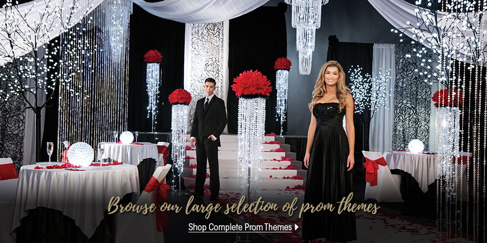 Browse our large selection of prom themes