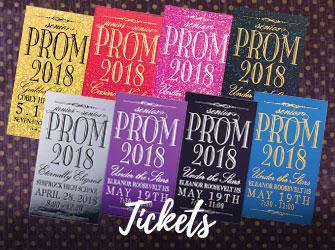 Selling Prom Invitations