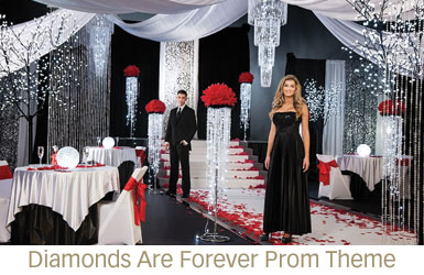 New Enchanted Garden Prom Theme