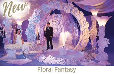 Floral Fantasy Prom Theme