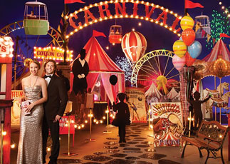 Carnival & Circus Perfect Pairings