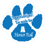 1069 - A Honor Roll Paw