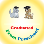 1096 - preschool button