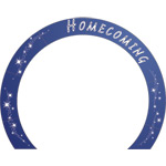 1310 - Blue with Stars Homecomi