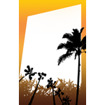 1816 - Palm Tree Invite