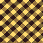 2400 - Yellow Plaid