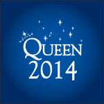 3253 - colored queen button 201