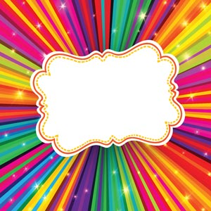 3526 - colorful sign background