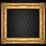 3775 - Picture frame