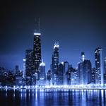 3888 - Chicago Background Graph