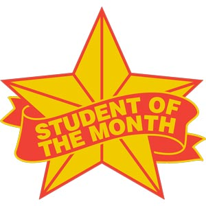 4230 - Student of the Month Ban
