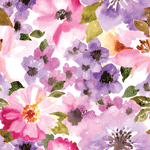 4956 - Watercolor Floral