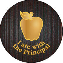 2241 - I ate with the principal