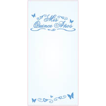 1024 - Quince photo banner blue