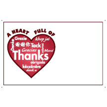 1587 - Heart Full of Thanks