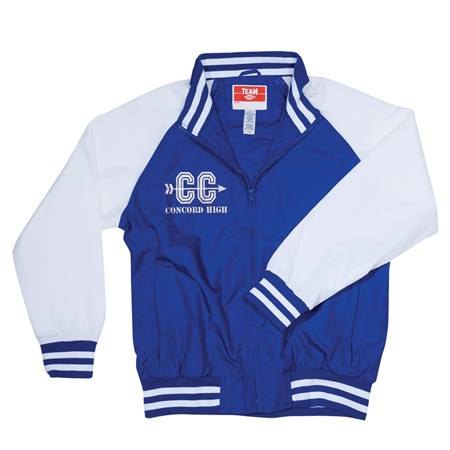 Ladies Embroidered Championship Jacket