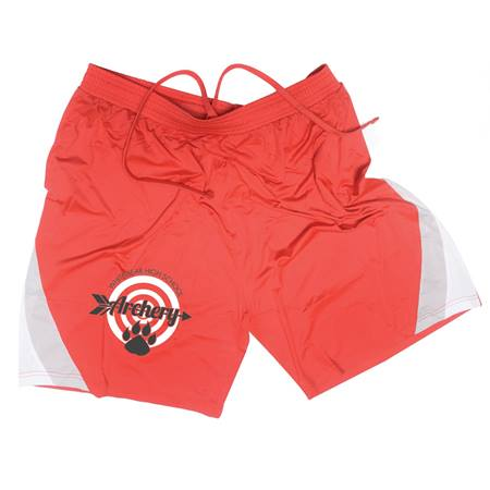 Men's Screen Printed Tournament Shorts