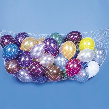 Balloon Drop Net - 10 ft. x 10 ft.