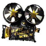 Lights, Camera, Action! 32 in. Balloon