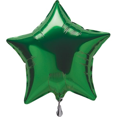 20 in Star Balloons
