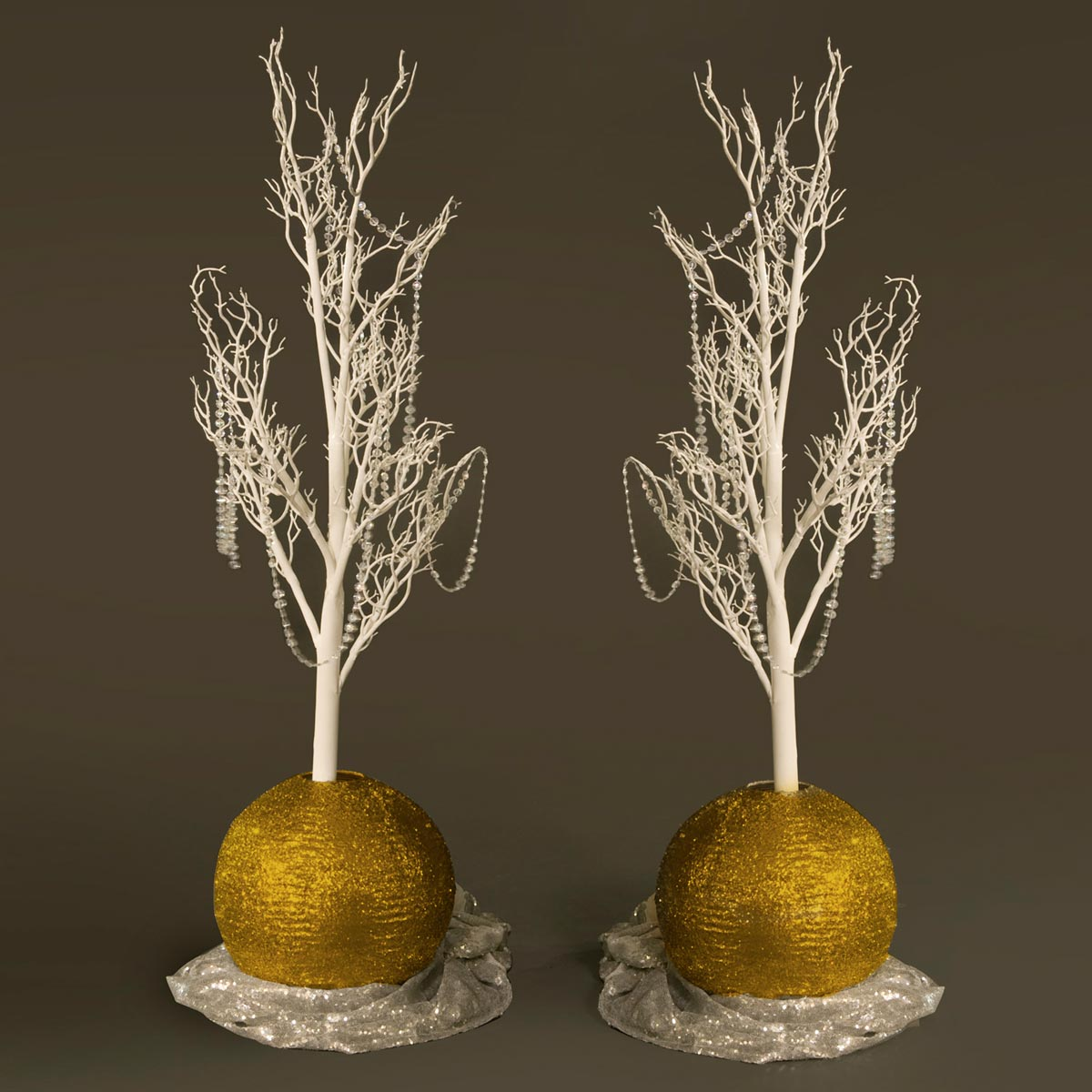 Razzle Dazzle Gold Centerpieces Kit (set of 2)
