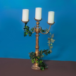 Quaint Candelabra Kit
