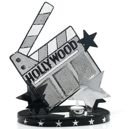 Hollywood Clapboard Centerpieces (Set of 2)