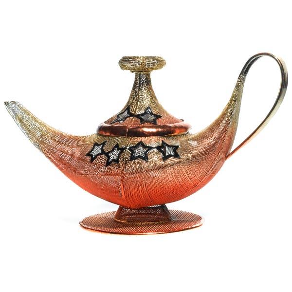Aladdinu0027s Lamp Centerpiece