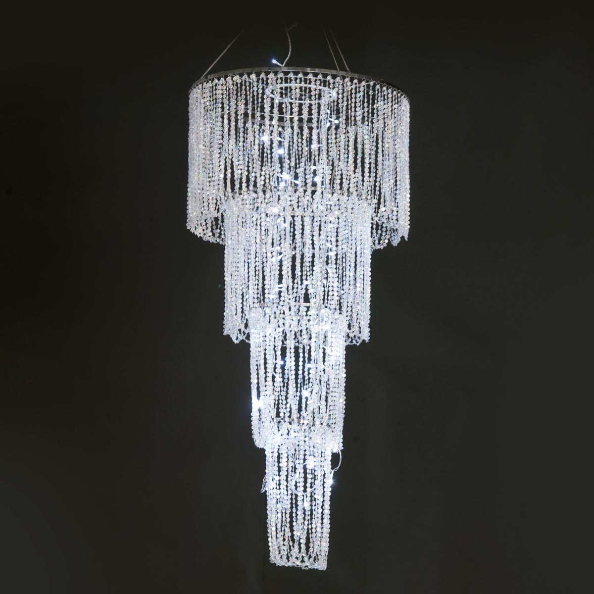 Diamond Dazzler Chandelier