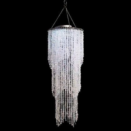 Three-layered LED Chandelier