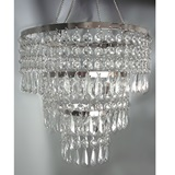 Three-tier Hand-hooked Chandelier