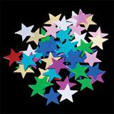 Multi-colored Star Confetti