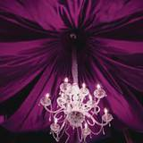 Four Panel Taffeta Fabric Ceiling Draping Kit