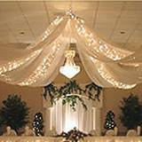 Moonlight Lighting Kit for 4-Panel Ceiling Draping Kit