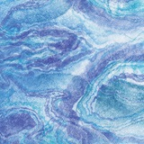 "Light Blue Water Gossamer, 59"" wide"
