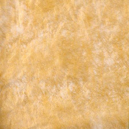 "Metallic Gold Gossamer, 19"" wide"