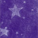 "5-Point Star Purple Gossamer, 60"" x 50 yds"