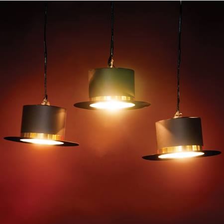 Hollywood Glam Top Hat Lights Kit Set Of 3 Anderson S