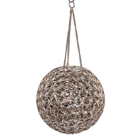 Crystal Globe Light