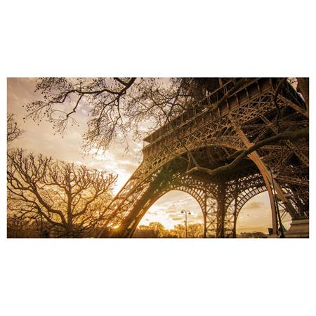 Paris Sunrise Photo Mural