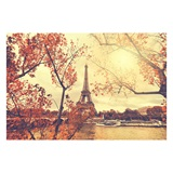 Paris in Springtime Photo Mural