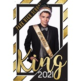 Prom King Photo Banner