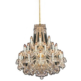 High Class Chandeliers Kit - set of 3