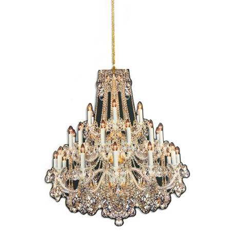 Stately Splendor Chandeliers Kit (set of 2)