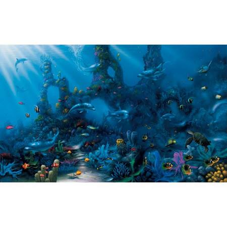 Under the Sea Photo Mural