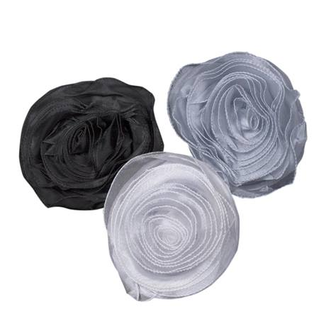 Small Fabric Flower - 2 in.