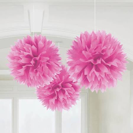fluffy tissue paper decorations - Tissue Paper Decorations